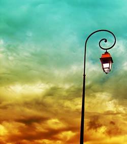 Lamp by Simona Dumitru