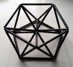 icosahedron style ring