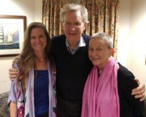 Kristin, Bob, and Isa