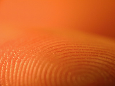 Fingerprint by Kevin Dooley