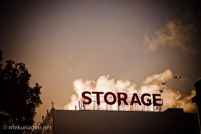 Storage by Mekuria Getinet