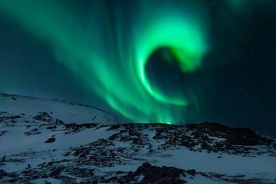 Aurora Borealis by Lenny K