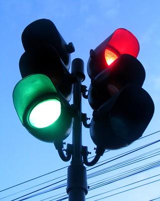 Traffic Lights by Vicuna R